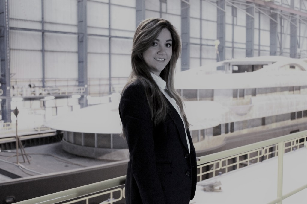 Marcela author of the Yacht Coffee Table Books