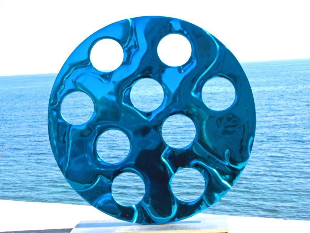 Carol Burton Ocean 9 sculpture